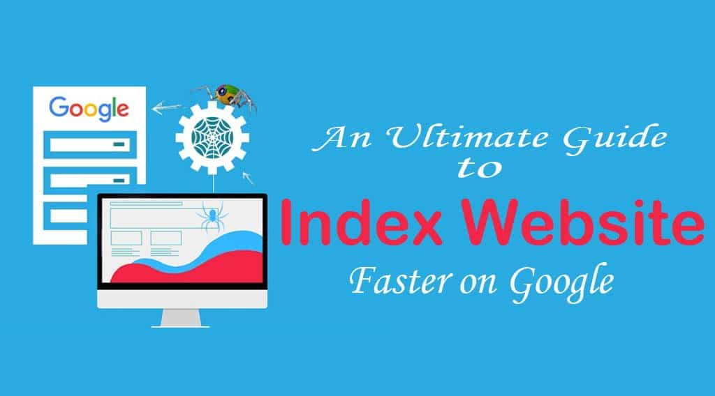 Index website on Google