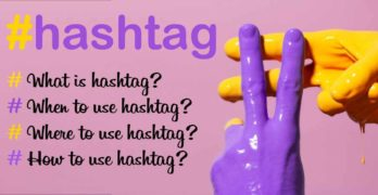 Whats is Hashtag