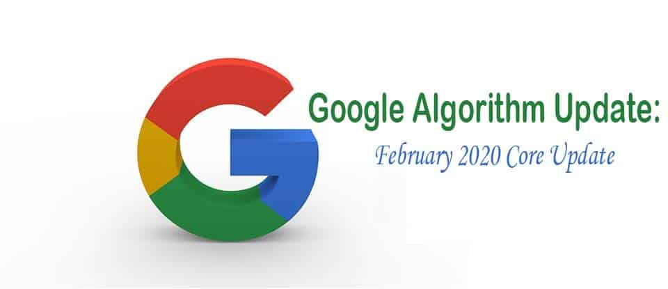 Feb 2020 Google Updates