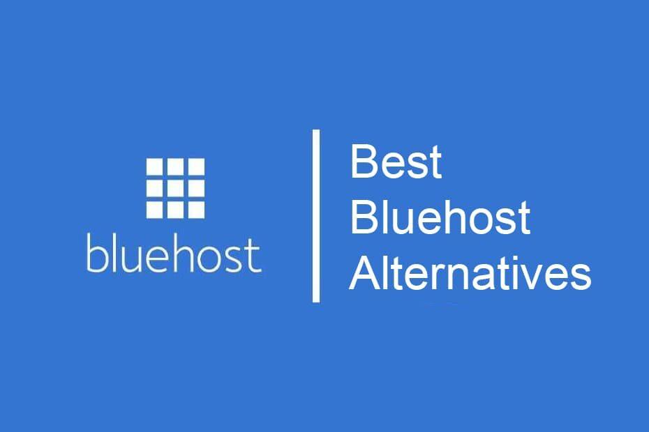 Best Bluehost Alternatives