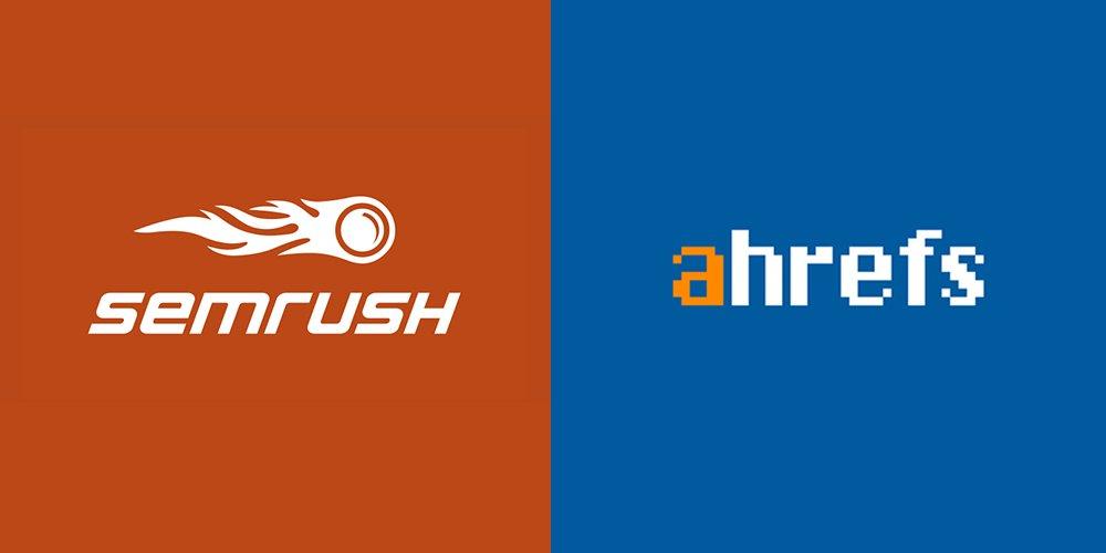 SEMrush vs Ahrefs Comparison