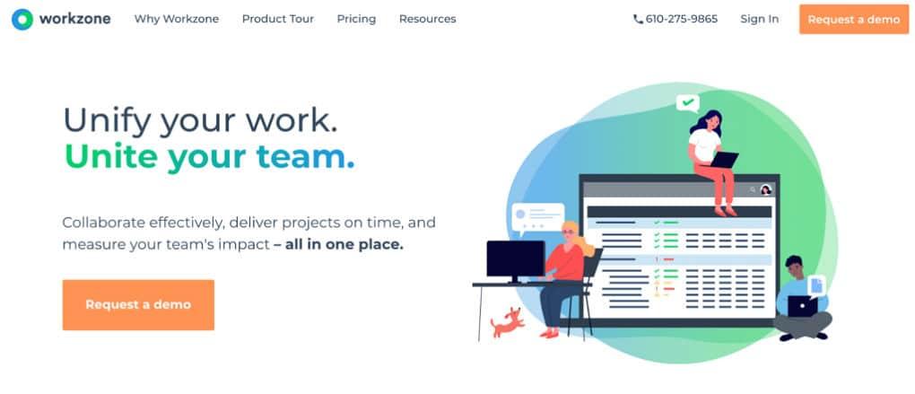 Asana Alternative Workzone